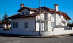 Villa bifamiliare Codroipo