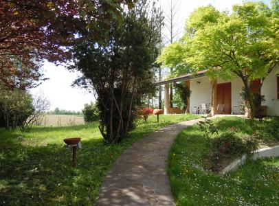 villa singola ubicata nella vicinanze di Codroipo