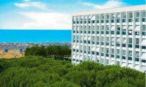 Prestigioso appartamento frontemare a Bibione
